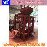 Machine semi automatique de brique de Habiterra de technologie de l'Allemagne de Chine
