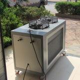 Réfrigérateur refroidi à l'eau de Withl de machine de chauffage par induction