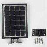 9W-B All in One Solar Poste LED Jardim Luz