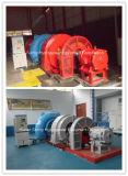 管状のハイドロ(水)タービン・ジェネレーター水力電気5000~8000のKw/の/Hydroturbine