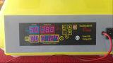 Incubatrice automatica dell'uovo del pollo di alto tasso di covata delle uova di Hhd 96 mini