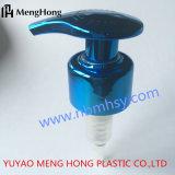 28/410 Pompe de lotion bleue UV pour bouteille de rondelle de corps