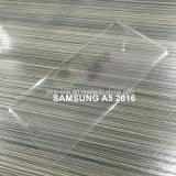 per A510 3D accessori curvi del telefono della protezione dello schermo di vetro Tempered del coperchio completo