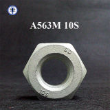 ASTM A563m 10s Sechskantmutter