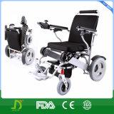 2016 يطوي كرسيّ ذو عجلات كهربائيّة آليّة مع [ليثيوم بتّري]