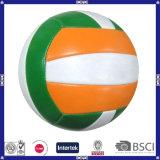 Volleyball en cuir d'élève d'école de PVC