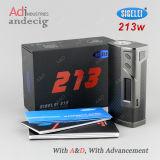 Nuovo MOD del MOD Sigelei 213W TC Box di E Cig Box