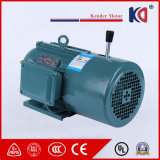 Elektrische Bremsen-Induktion Dreiphasenwechselstrommotor für Ventilatormotor