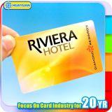 Подгонянная карточка классицистической гостиницы 1k печатание MIFARE логоса ключевая