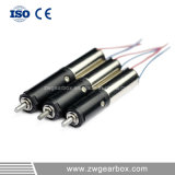 6mm 3V Micro Planetary Gear Motor bij 4 Stages