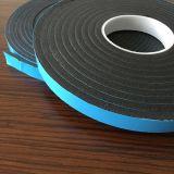 San blu Gobain del nastro della gomma piuma del PVC