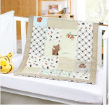 Baby Quilt Design mit Cute Deer Lovely für Unisex Baby