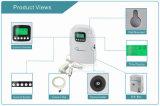 Sterilizer portátil do ozônio do purificador do ar de DC12V para o ar e a água
