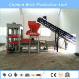 Alta qualidade Hydraulic Color Paving Brick Machine de China Manufature
