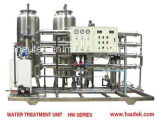 riga di trattamento delle acque del RO 1000L