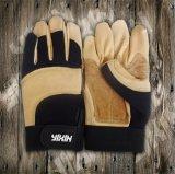 Arbeit Handschuh-Mechaniker Handschuh-Bearbeiten das Handschuh-Arbeitende Handschuh-Sicherheit Handschuh-Handschuh-Gewicht Anheben Handschuh