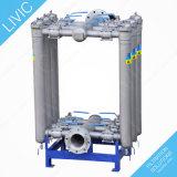 Filtre de lissage tubulaire pour l'eau blanche
