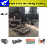 Concrete mobile Hollow Brick Machine con Highquality