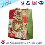 Качество подгоняет мешок с Рождеством Христовым бумажный для подарка