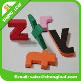 Aimant éducatif adapté aux besoins du client de réfrigérateur d'EVA de jouet de nouveau produit