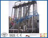 evaporador do efeito do evaporador de efeito dobro três de evaporador de único efeito