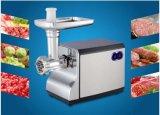 Hachoir multiple d'acier inoxydable de fonction, hache-viande de viande