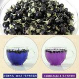 Ягода Wolfberry черная Goji мушмулы сладостная красная естественная