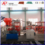 Depresión concreta Qt6-15 que pavimenta la máquina de fabricación de ladrillos