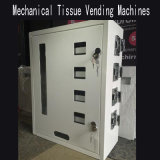 Mecánica de máquinas expendedoras de venta de condones