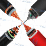 8.7/15kv Steel Wire Armored XLPE Insulated Electric Wire Power Cable