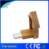 2016 freie Beispielhaus-Form hölzerner USB-Stock