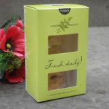 Casella di carta impaccante per il contenitore di alimento del pacchetto dei biscotti