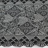 Voile Mesh Jacquard Lace Ribbon per Women Dress Clothing