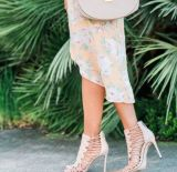 Moda MID Zapatos de tacón punta estrecha viajes zapatos de las mujeres