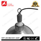 luz elevada industrial ao ar livre do louro do diodo emissor de luz da ESPIGA 30W