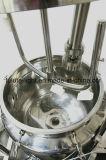 Emulgerende Mixer van de Shampoo van de Lotion van het roestvrij staal de Vacuüm