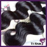 Волосы человеческих волос 100% ранга 7A бразильские Unprocessed