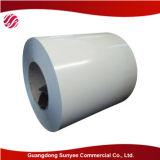 La pipa de acero inoxidable galvanizó la bobina de acero acanalada cubriendo la hoja PPGL/PPGI