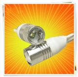 свет автомобиля отметки T10 СИД стороны номерного знака электрической лампочки клина 12V T10 нутряной