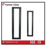 Manija moderna del tirón del acero inoxidable 304 para la puerta de cristal (01-201)