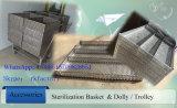 Stérilisateur d'autoclave d'acier inoxydable avec Papless Recordor