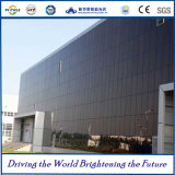 Facciata di vetro solare fotovoltaica Integrated di costruzione di Macrolink BIPV