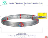 Dehnbares Strength Oval Steel Wire für Farm