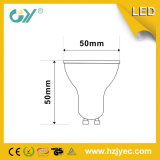 3200k COB Spot Light GU10 LED Spot Lamp com Ce