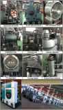 Оборудование прачечного утюживя машины газа крена 1600 ширин одиночное