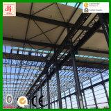 Almacén prefabricado del acero ligero industrial