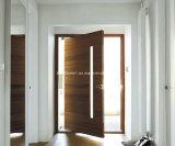 Portello di legno del cardine del blocco per grafici residenziale moderno