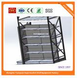 Feuergebührenlager-Regal-Speicher-Zahnstange für Nepal 07289