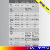 400X400 Matt fertige keramische Fußboden-Fliese für Badezimmer (WT-4555)