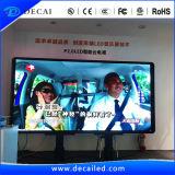 Afficheur LED mobile de publicité polychrome extérieur superbe de camion de SMD P6